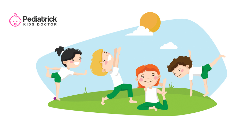 8 Kid Friendly Yoga Poses That Your Kids Must Practice Pediatrick